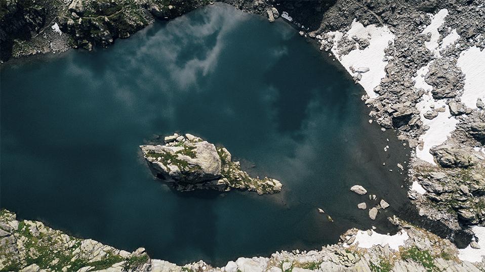 Lac du cyclope