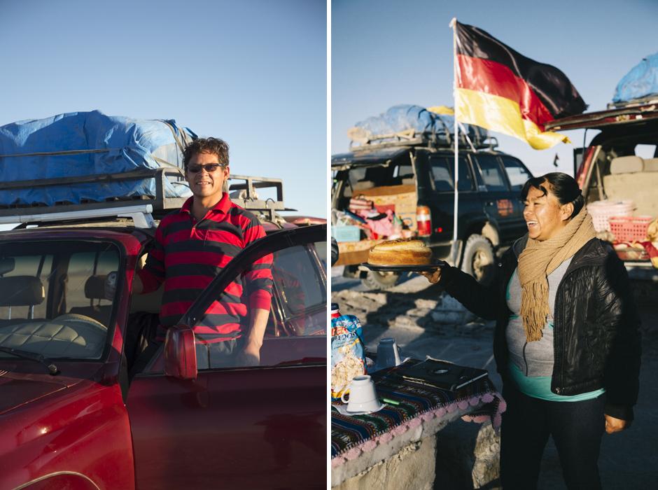 Salar de Uyuni Bolivie