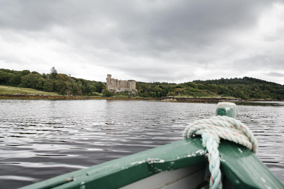 Le château de Dunveagan